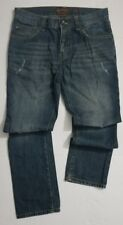 American Rag Distressed Clark Fit Slim straight Jeans TAG SZ 30X30 (31X30 measur