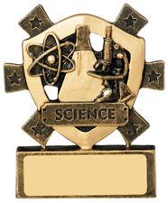 SCIENCE TROPHY CHILD SCHOOL AWARD FREE ENGRAVING RM677 GW