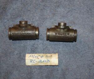 Volvo 445 544 210 120 Radbremszylinder Gehäuse wheel unit cylinder housing NOS