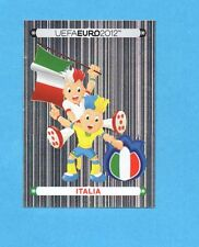 PANINI-EURO 2012-Figurina n.310- MASCOTTE - ITALIA -NEW