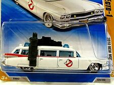 "HOT WHEELS  ""   GHOSTBUSTERS  ECTO-1  ""  BRAND NEW"
