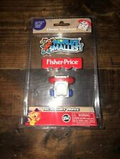 World's Smallest Fisher- Chatter Telephone Toy Miniature Mini Phone
