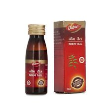 100% PURE & NATURAL ESSENTIAL DABUR NEEM OIL FROM INDIA (FAST SHIPPING)