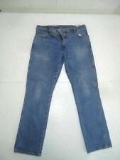 Wrangler Regular Fit  Stretch Jeans Hose Blau W38 L34 SCHÖN  #8-20