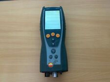 TESTO 327-1 Flue Gas Analyser SN 01681761 NO CURRENT CALIBRATION