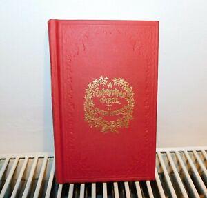 A CHRISTMAS CAROL - Top Quality Facsimile of 1843 1st Edition Original - DICKENS