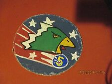 WWII USAAF AMERICAN EAGLE 498 TH  BOMB SQDN 345 BG 5 AAF   FLIGHT JACKET PATCH
