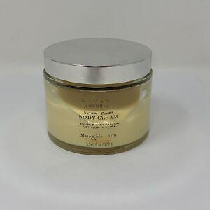 Bath Body Works Luxuries Body Cream Mango Mandarin Ultra Velvet 6 Ounces