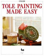 Tole Painting Made Easy-ExLibrary