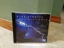 Dire Straits Love Over Gold cd Blue Fan face Made in Germany 800 088-2 Vertigo