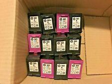 Genuine HP 301 Used Ink Cartridges EMPTY