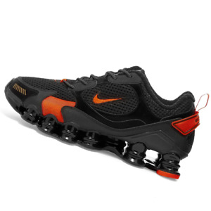 NIKE WOMENS Shoes Shox TL Nova - Black, Field & Crimson - OW-CK2085-001