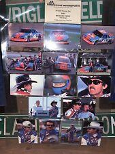 Competitive Motorsports 1992 Richard Petty Collectors Post Card Set NASCAR