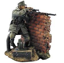 "1:35 ""German Sniper"" Resin Figure Model Unassambled Unpainted (W) With Base"