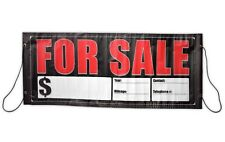 For Sale By Owner Windshield Banner Used Car Sale Sign Car For Sale Banner Sign