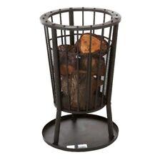 Large Fire Pit: Arandas (Log Burner Chimenea Patio Heater Chiminea Tall Basket)