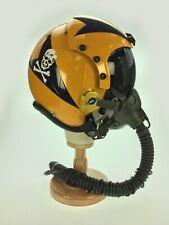 HGU-33 Flight Helmet Decals VF-84 Jolly Rogers F-14 Tomcat (Real Top Gun stuff)