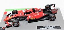 FORMULA 1 UNO F1 SCALA 1/43 FERRARI SF15T MODELLINO AUTO CAR MODEL VETTEL IXO