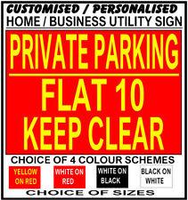 Unbranded Numbers Aluminium Decorative Plaques & Signs