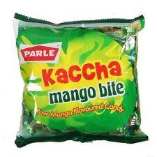 Parle Candy - Kaccha Mango bite Toffee 100 Pcs New Kaccha Mango Bite CANDY India