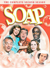 Soap - The Complete Second Season, Good DVD, Billy Crystal, Arthur Peterson, Rob