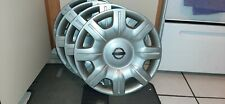 "Nissan 16"" Wheel Covers"