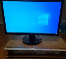 "Acer K272HUL bmiidp Black 27"" WQHD Widescreen LED Backlight LCD Monitor Display"