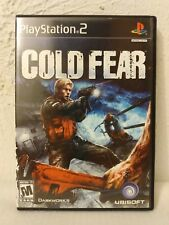 Playstation 2 - Cold Fear Game (Game Manual Not Included)