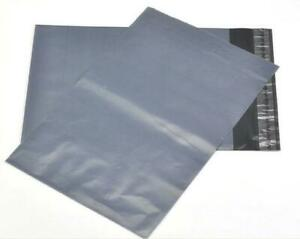 Extra Large Strong Grey Plastic Mailing Post Poly Postage Parcel Bags Self Seal