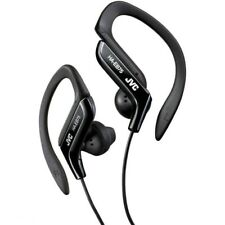 JVC ha-eb75 Ear-hook Splash Resistente Cuffie Sportive Regolabile Nero
