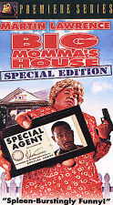 Big Momma's House (VHS, 2001, Special Edition)