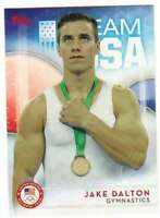 2016 Topps US Olympic Team USA Hopefuls #25 Jake Dalton  Gymnastics