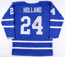 Peter Holland Signed Toronto Maple Leafs Jersey (JSA Hologram) Ready for Framing