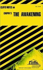 The Awakening by Cliffs Notes Staff (1980, Paperback)