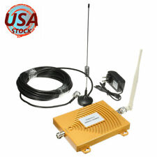 CDMA PCS 850/1900MHz Dual Band Cell Phone Signal Booster Amplifier Repeater Kit