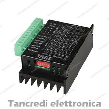 Microstep scheda Driver Controller TB6600 4A CNC singolo asse motore passo passo