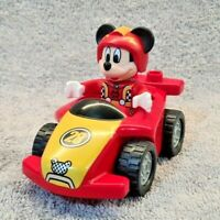 Lego Duplo Mickey Mouse and Roadster Racer - Free UK Delivery