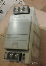 Omron s8vs-09024 power supply input 100-240vac 2.3a, 3.75A 24vdc output