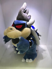 Super Mario Brothers Koopa Dark Bowser 12 inch Plush Toy Figure Stuffed Doll US
