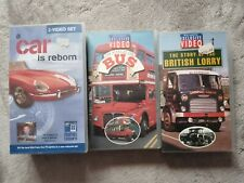 More details for the story of the bus: story of the british lorry and a car is re born vhs video