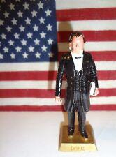 "PRESIDENT JAMES POLK Vintage 1960s Marx President 2.5"" Figure"