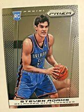 2013-14 Prizm Steven Adams RC Base card OKC Oklahoma City Thunder Rookie