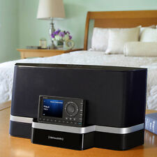 Sirius XM Radio Onyx SXPL1 Boombox Portable Speaker Dock Remote ,Antenna,Charger