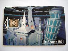 PHONECARD TELECARTE PARC EURO DISNEY DISNEYLAND FRANCE TELECOM