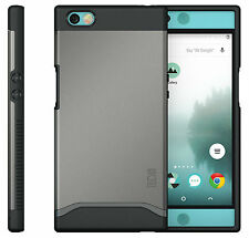 TUDIA Slim-Fit HEAVY DUTY MERGE Dual Layer Cover Case for Nextbit Robin