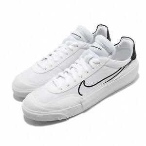 Nike Drop-Type HBR N354 Court White Black Men Casual Lifestyle Shoes CQ0989-101