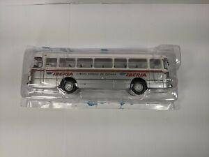 Pegaso Comet 5061 Seida Iberia Lines 1980 diecast bus in scale 1/43 Opened Pack