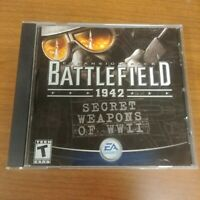 Battlefield 1942 Expansion Pack Secret Weapons of WWII PC With Key EA Games XP