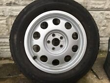 """Audi A3 Pepperpot Alloy Wheel 15"""" With Tyre  8L0 601 025 E 02/97"""
