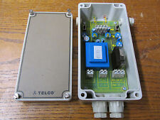 Telco PA11D301 Amplifier 150 Volts A/C 10 Second Timer